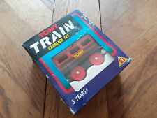 Toy Tomy – Train Carriage Set Red Ref No 1329 IN Very Good Condition