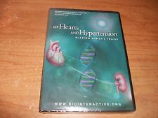 Of Hearts And Hypertension Blazing Genetic Trails Lectures On Science (DVD 2006)
