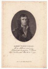 Portrait XVIII Wojciech Turski Pologne Poland Révolution Française Convention
