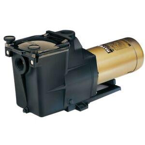 Hayward W3SP2615X20 Super Pump 2HP Single Speed Pool Pump, 115/230V