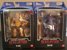 Masters of The Universe Revelation He-Man and Skeletor Action Figure