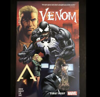 VENOM:FIRST HOST (TPB) COLLECTING ISSUES #1,2,3,4,5 (2018)1st Appearance SLEEPER