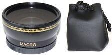 For Panasonic Lumix DMC-GF5K 0.43x Hi Def Wide Angle with Macro Lens