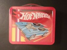 1970's Hot Wheels Numbered Edition School Days Lunch Boxes 1997 Hallmark