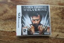 X-Men Origins Wolverine for DS