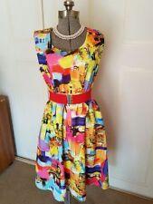 Summer Cotton Blend Dresses for Women