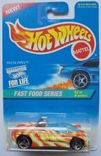 1996 Hot Wheels ~FAST FOOD~ Pasta Pipes 2/4 (3 Spoke Hub Wheels)