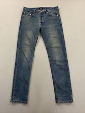 APC Men's Blue New Standard Slim Straight Leg Jeans Size 31 EUC