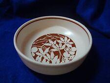Vintage - LENOX Temper Ware - WOODSPICE - Trim OFF Edge - Cereal Bowl