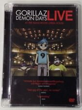 Gorillaz - Demon Days Live At The Manchester Opera House (DVD, 2006)