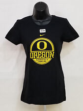 NEW Oregon DUCKS Acro & Tumbling TEAM ISSUED Nike Short SLEEVE SHIRT  Women's XS