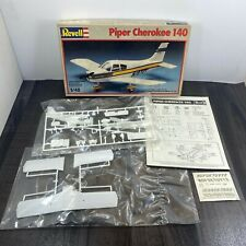 Vintage Revell H-4112 Piper Cherokee 140 1:48 Scale Model Kit Rare 1981