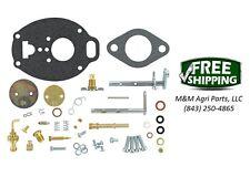 Complete Carburetor kit John Deere M MC MT 40 320 330 Tractor TSX245 Marvel Carb