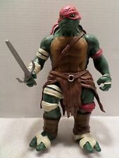 "Teenage Mutant Ninja Turtles Movie RAPHAEL 11"" Action Figure TMNT 2014 Playmates"