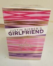 JUSTIN BIEBER'S GIRLFRIEND by Justin Bieber 3.4 oz. edp Perfume Spray AUTHENTIC