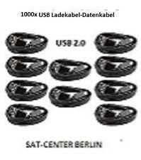 1000x Micro-USB Kabel Ladekabel~USB2.0~1m Datenkabel Samsung~HTC~Nokia~ Schwarz~
