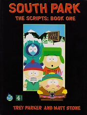 South Park: The Scripts (Book One) Paperback 1999 Tray Parker-Matt Stone