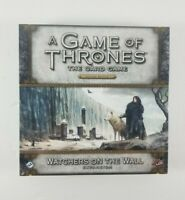New A Game of Thrones LCG: 2nd Edition Watchers on the Wall Deluxe Expansion FFG
