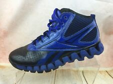 Reebok Zig Pro Future - Mens - Black/Royal Basketbal Athletic Shoe Sz 7