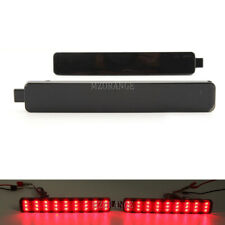 2X Bumper Reflector Rear Light For Chevy Equinox For Cadillac For Buick Enclave