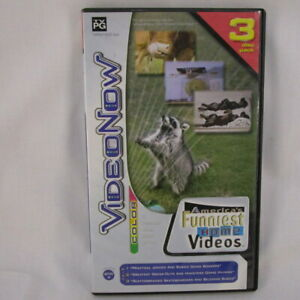 Video Now Color Americas Funniest Home Videos 3 Disc PVD Pack