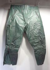 116 Vintage 50th 60th Stiefelhose Kradmelder Motorradhose Breeches grün Gr. 50