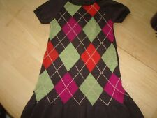 EUC GYMBOREE FALL HOMECOMING DRESS SIZE 7 YEARS MINT SCHOOL BTS CHURCH AUTUMN