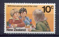 34563) New Zealand 1979 MNH International Year of the Child 1v
