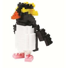 Rockhopper Penguin Nanoblock Micro-Sized Building Block Kawada Mini Construction