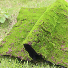 Diamond Synthetic Landscape Fake Grass, Artificial Moss Turf Lawn 1m x 1m