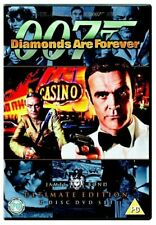 James Bond - Diamonds Are Forever (Ultimate Edition 2 Disc Set) [DVD] By Sean.