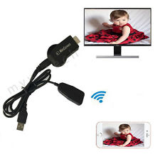 1080P HDMI AV Adapter Cable Dongle for Samsung Galaxy S6 S7 iPhone 6S to HD TV