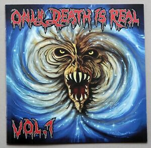 Only Death is Real Vol. 1 CD Sempler 13 Tracks #1-603