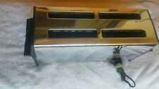 Vintage Hamilton Beach 4-slice Pastry/Defrost Toaster Made In USA NOS 24162