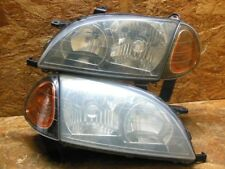 Bon 1999 2002 JDM TOYOTA CALDINA ST215 ST210 GT HID HEADLIGHT SET W CORNER  LIGHT OEM