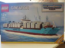 LEGO 10241 MAERSK LINE TRIPLE-E NUOVO NEW NISB