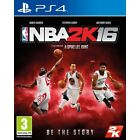 NBA 2K16 PS4 Game - Brand New!