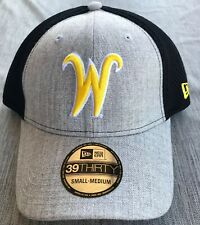 New Era Wichita State Shockers Gray/Black 39Thirty Cap Hat S/M