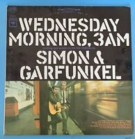LP RECORD/ WEDNESDAY MORNING 3 AM - SIMON & GARFUNKEL/ Columbia, CS-9049