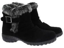Khombu Women's Lindsey All Weather Boot Black Size 8
