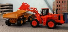 Stobart Doosan Daewoo Mega 300-V Railway Quarry Loader Digger 1:76 OO/00 Model