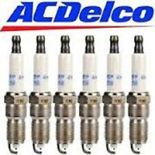 2005-2008 CHEVY UPLANDER 3.5L 3.9L  SET OF 6 ACDELCO 41-601 SPARK PLUG NEW