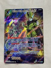Frieza & Cell, A Match Made In Hell : BT12-029 SPR Dragon Ball Super Card