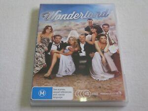Wonderland - Complete Series - 4 Disc Set - Region 4 - VGC - DVD