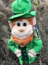 New ~ Winning Edge Bob Murphy Irishman St Pattys Golf Driver Headcover Club