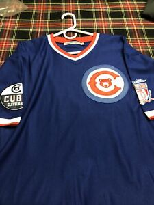 Negro Leaque Cleveland Cubs Jersey Size Large
