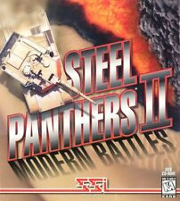 STEEL PANTHERS II + CAMPAIGNS +1Clk Windows 10 8 7 Vista XP Install