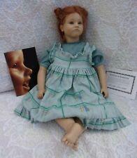 Annette Himstedt Doll, Kathe, 3419 The Barefoot Children Series