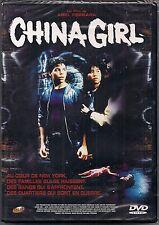 DVD NEUF SOUS BLISTER - CHINA GIRL -  Abel Ferrara, James Russo, David Caruso
