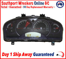 Genuine Holden Commodore VY - VZ V6 3.8L Instrument Speedo Cluster Auto 02-07